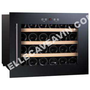 cave vin temech vwc24sb cave vin 24 bouteilles. Black Bedroom Furniture Sets. Home Design Ideas