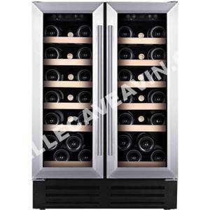 cave vin temech vwcr36ds cave vin de service 38. Black Bedroom Furniture Sets. Home Design Ideas