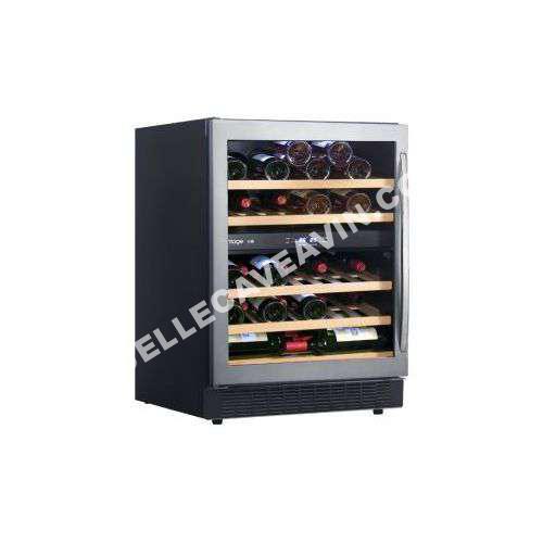 cave vin avintage cave vin service 2 temp 50. Black Bedroom Furniture Sets. Home Design Ideas