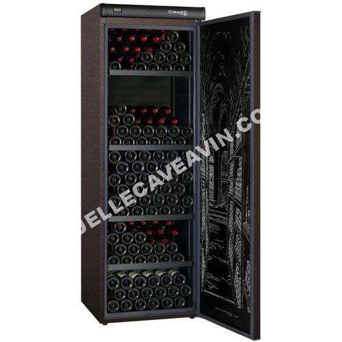 cave vin climadiff clv254m cave vin au meilleur prix. Black Bedroom Furniture Sets. Home Design Ideas
