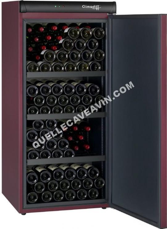 cave à vin climadiff cvp 168 au meilleur prix !