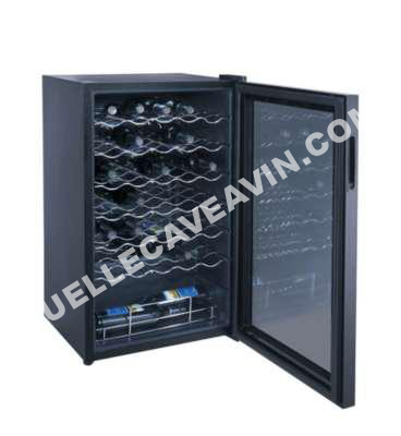 cave vin le cellier cave vin lcs34pvmf au meilleur prix. Black Bedroom Furniture Sets. Home Design Ideas