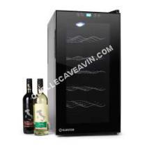 Cave de service Cave à vins 18 bouteilles 52 L Led